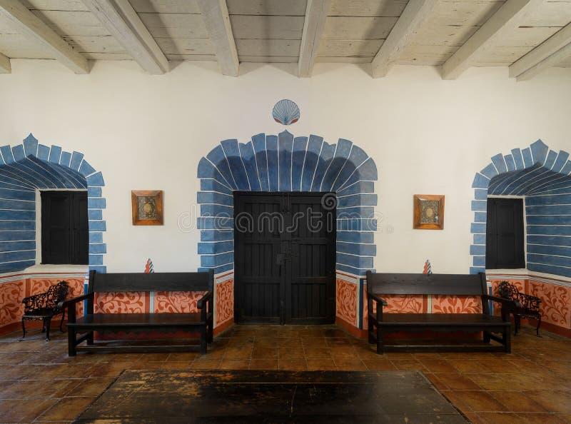 Opdracht San Fernando Rey de Espana royalty-vrije stock fotografie
