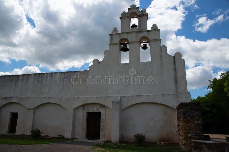 Opdracht San Juan San Antonio Texas royalty-vrije stock afbeeldingen