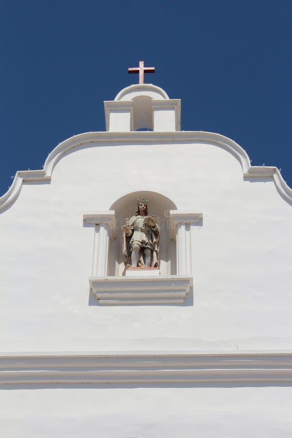 Opdracht San Luis Rey royalty-vrije stock fotografie