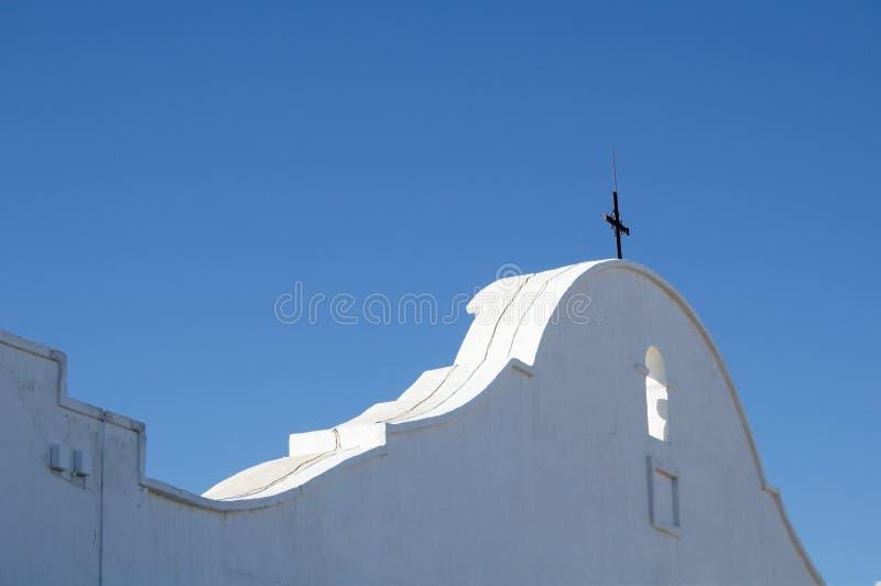 Opdracht San Xavier Del Bac royalty-vrije stock afbeeldingen