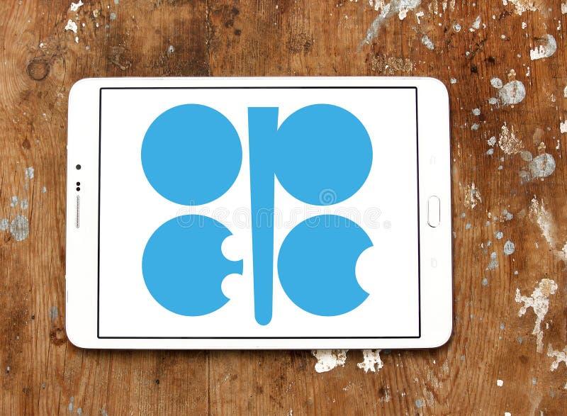 OPEC organization logo stock photography