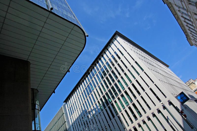 OPEC, Wien-Hauptsitz stockfotografie
