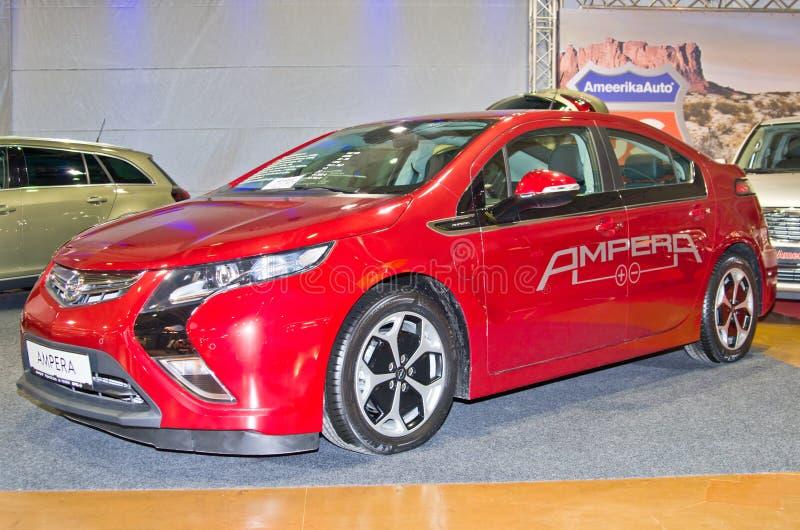 Opel Ampera fotos de archivo