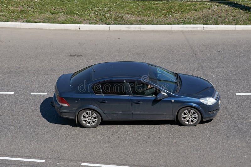 Opel Astra H royalty-vrije stock foto's