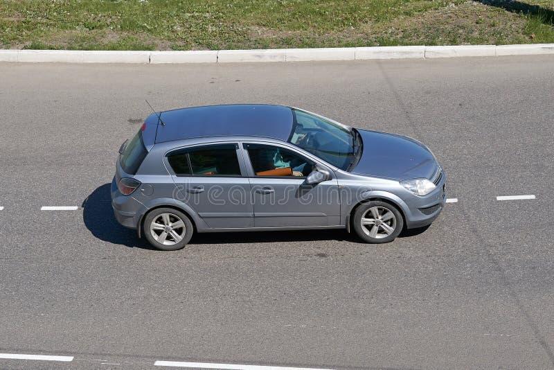 Opel Astra H royalty-vrije stock afbeeldingen