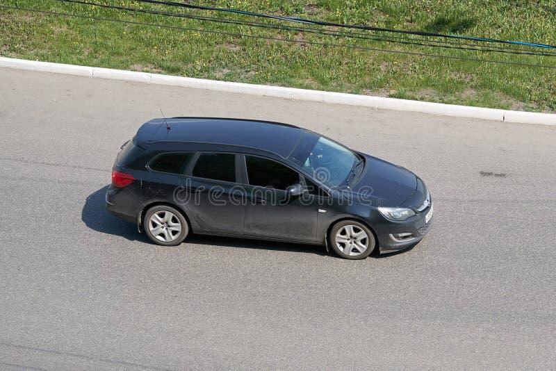 Opel Astra J royalty-vrije stock foto's