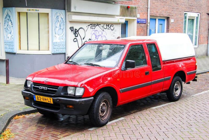 Opel Campo стоковое фото rf