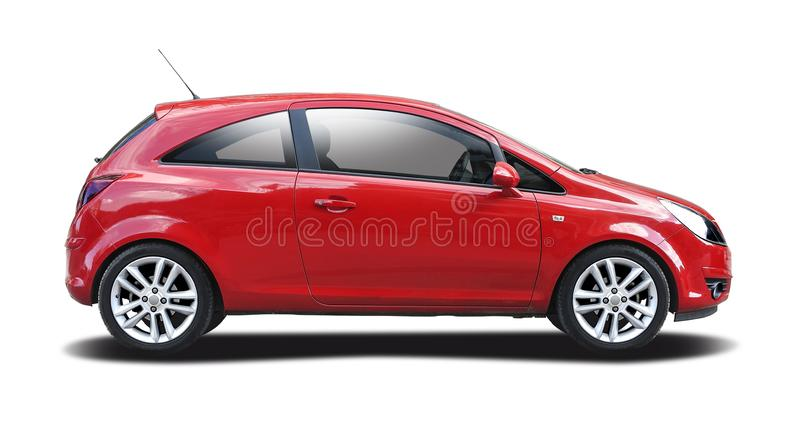 Opel Corsa royaltyfria foton