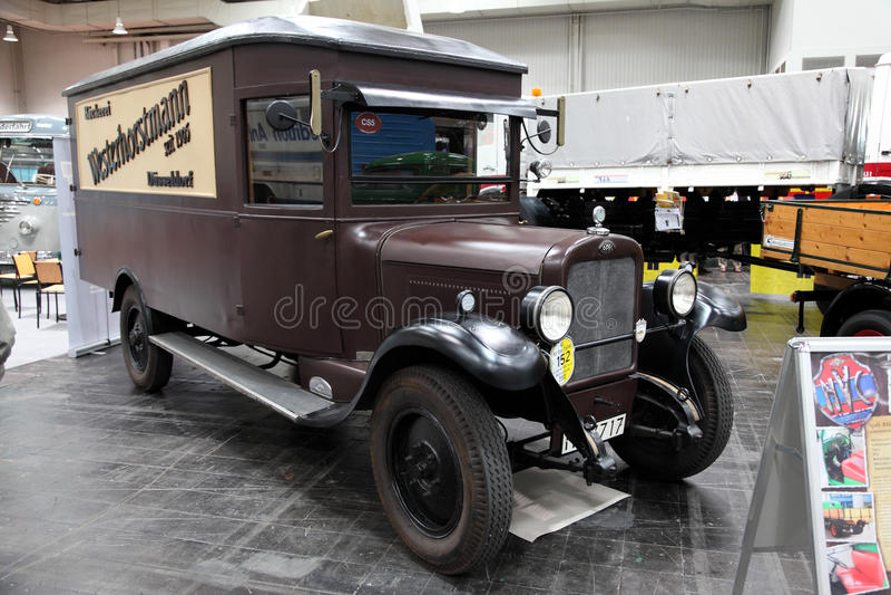 Opel Oldtimer Van