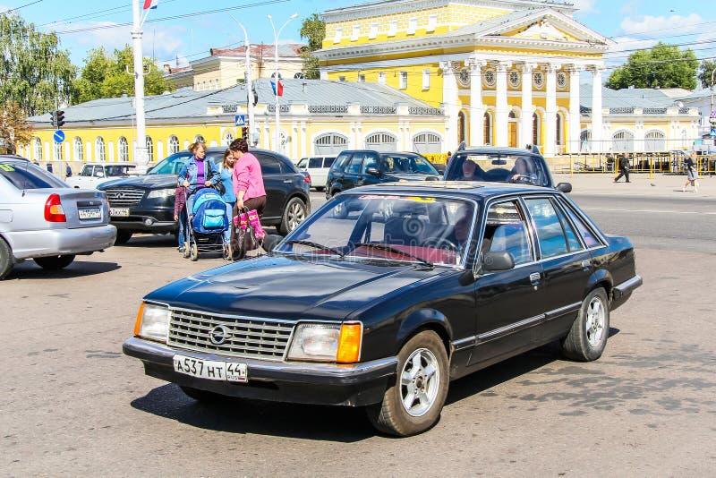 Opel Senator lizenzfreies stockfoto