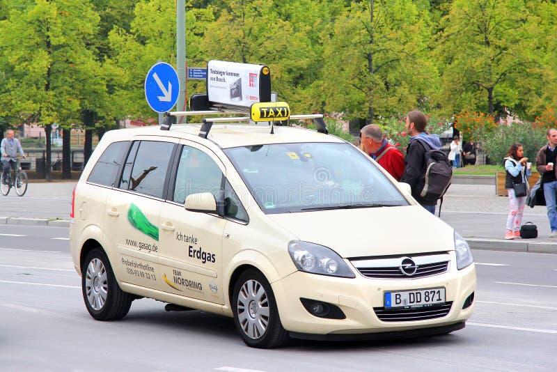 Opel Zafira royalty free stock images