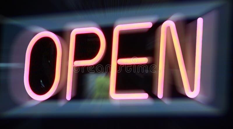 Open royalty-vrije stock fotografie