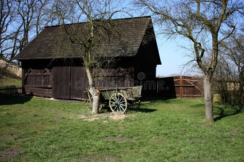 Download Open-air Museum In Prerov Nad Labem Stock Image - Image of outdoor, country: 8848027