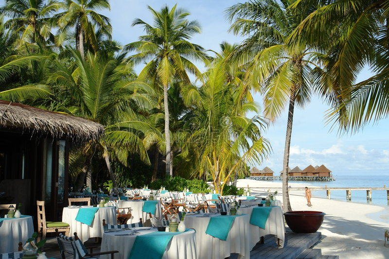 Download Open air restaurant stock photo. Image of coco, restaurant - 1724728