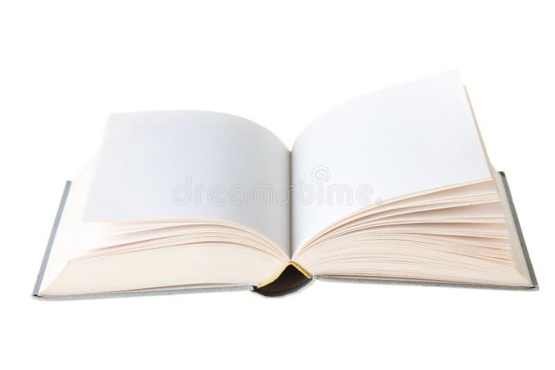 Open Blanc-Boek stock foto's