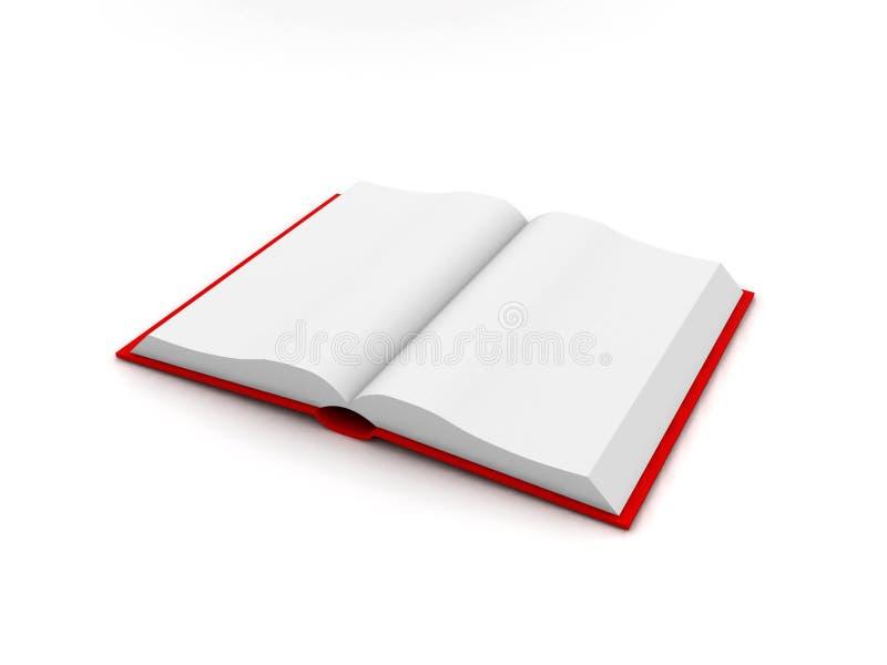 Open boek. stock foto's