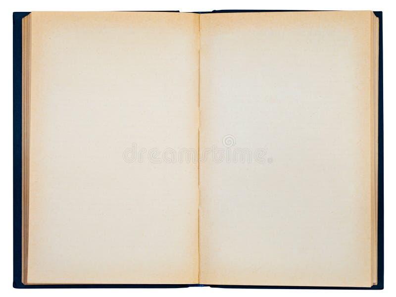 Open boek royalty-vrije stock foto's