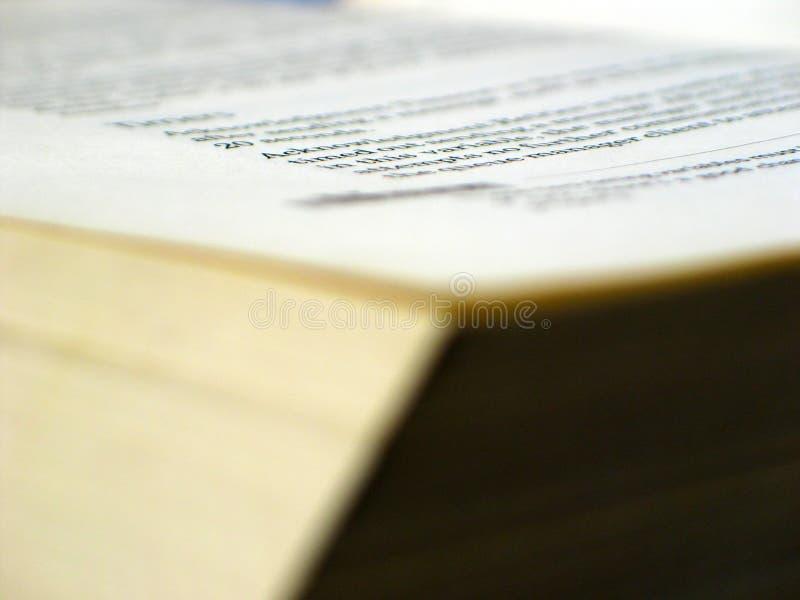 Download Open Boek stock foto. Afbeelding bestaande uit woorden, leer - 26960