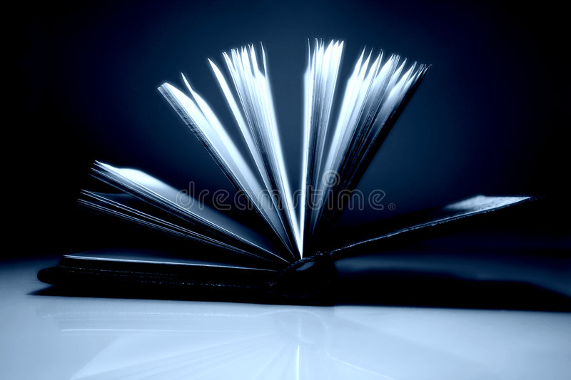Open book royalty free stock image