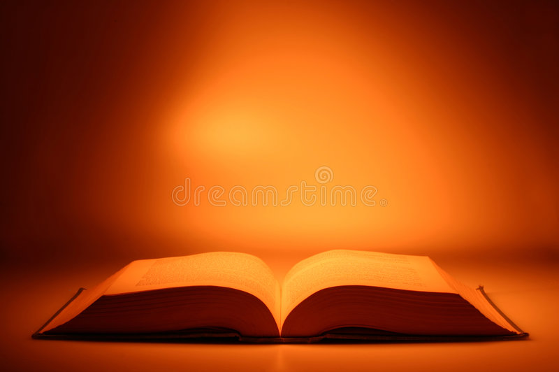 OPen Book. Conceptual: Open Book royalty free stock image