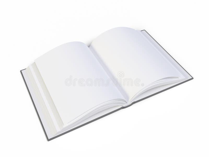 Download Open Book stock illustration. Image of background, album - 14346315
