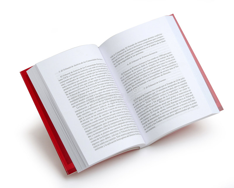 Download Open book stock image. Image of background, dictionary - 1590467