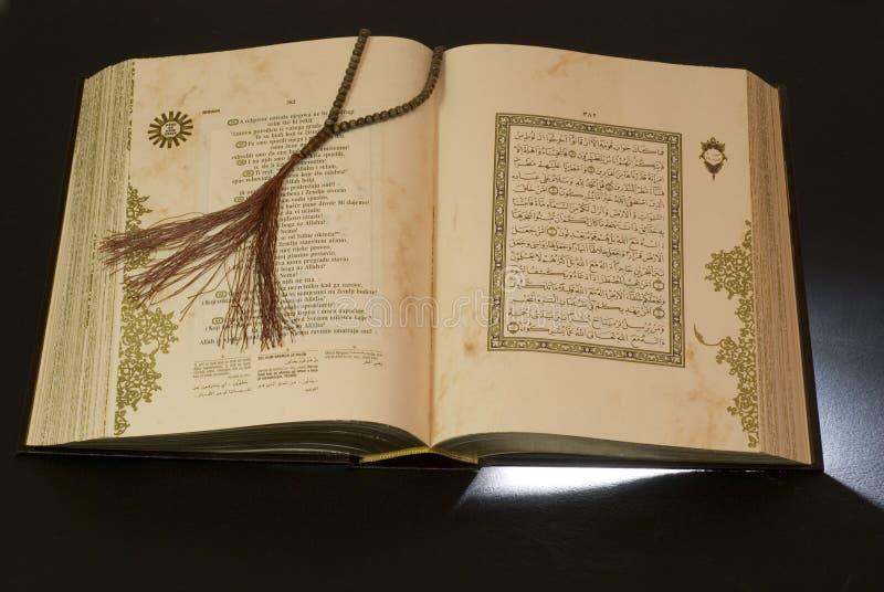 Download Open book stock image. Image of arabic, koran, oriental - 3575919