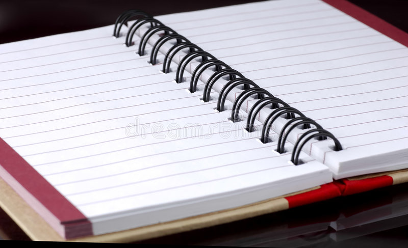 Download Open Book stock image. Image of office, diary, journal - 471793