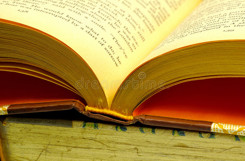 Download Open Book Stock Photo - Image: 78180