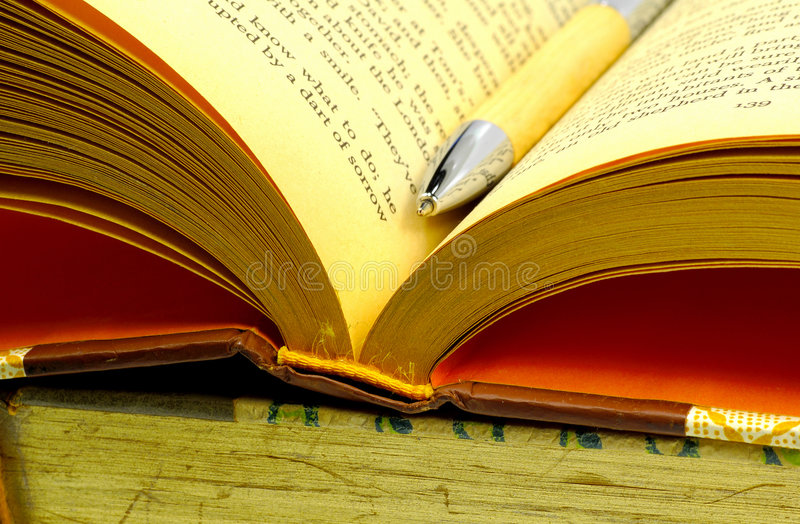 Download Open Book Stock Photography - Image: 78182