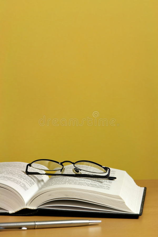 Download Open Book Royalty Free Stock Image - Image: 988056