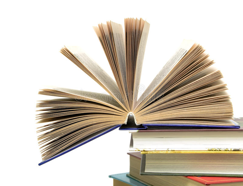 Download Open Book Close-up Royalty Free Stock Photos - Image: 21731188