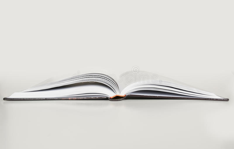 Download Open Book stock photo. Image of background, white, book - 42789814