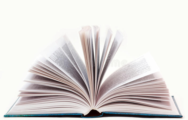 Download Open book stock image. Image of single, business, collection - 30108353