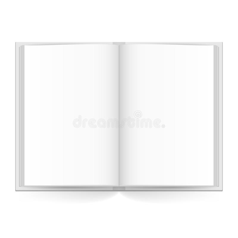 Download Open book stock vector. Image of knowledge, object, history - 32439935