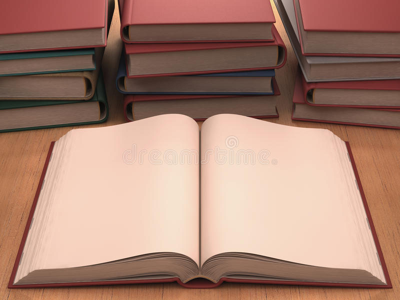 Download Open Book stock photo. Image of education, story, study - 38909594
