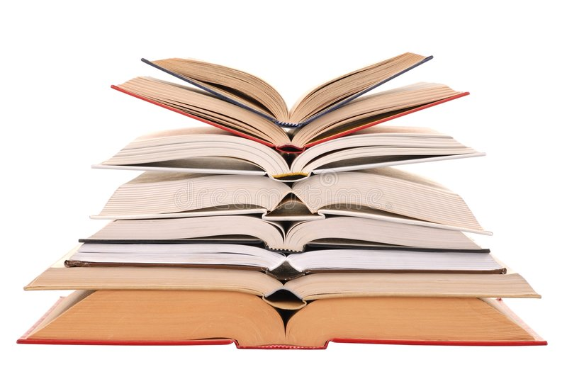 Download Open Books Stock Images - Image: 4312604