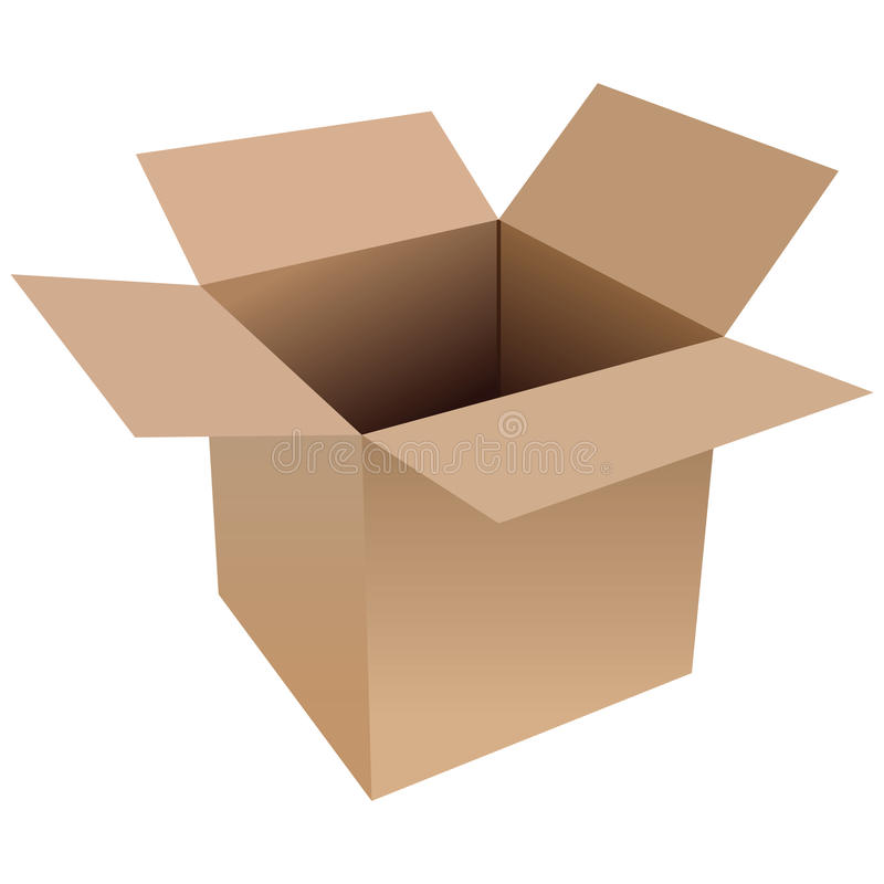 Free Open Box Stock Photo - 13282070