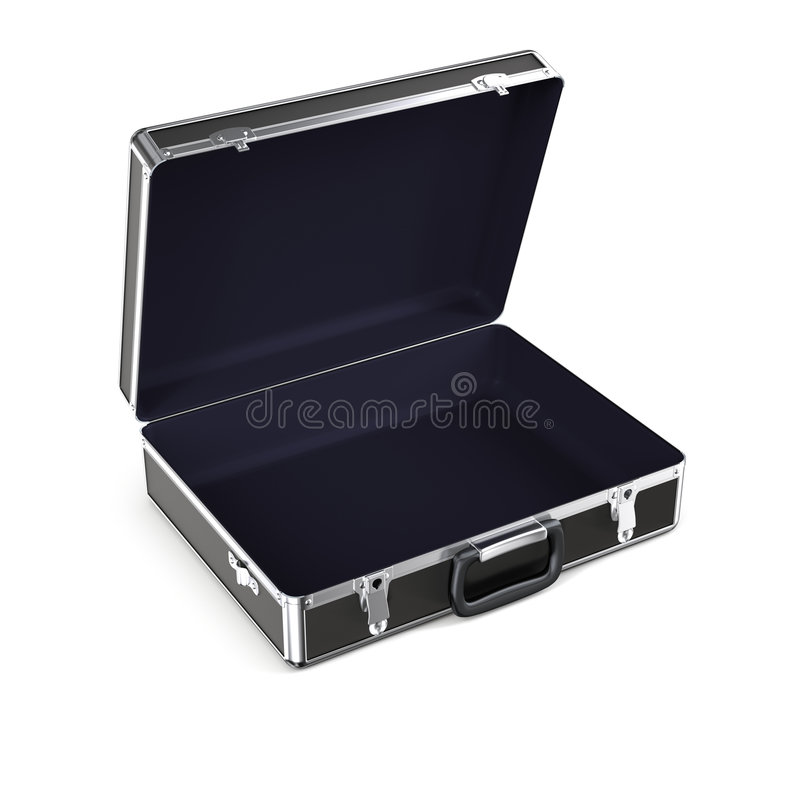 Free Open Briefcase Stock Images - 6105184