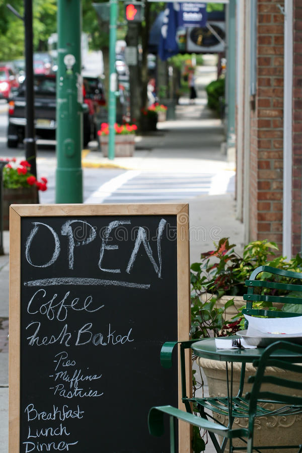 Open for Business royalty free stock images