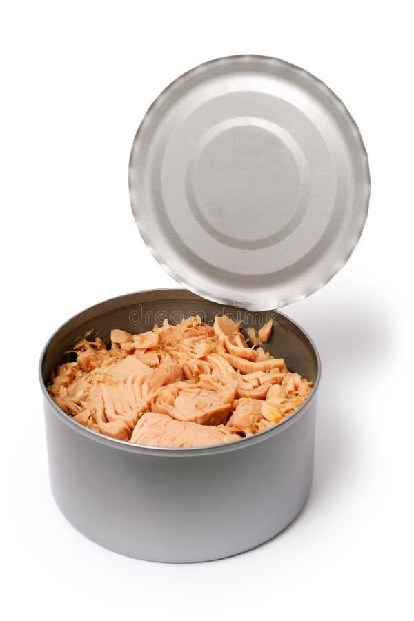 Open Can Of Tuna Stock Photos