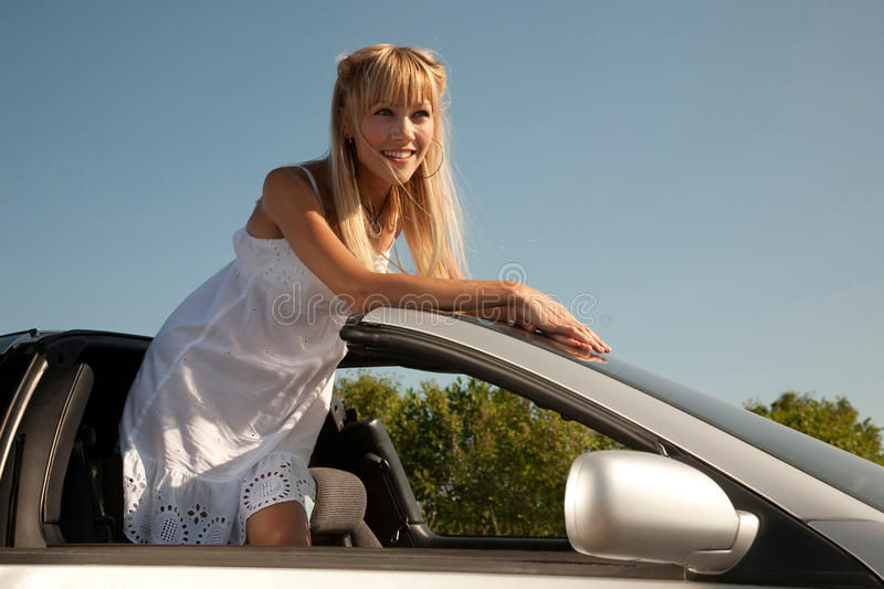Download Open Car Stock Photo - Image: 28117410