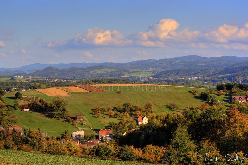 Open countryside stock photos