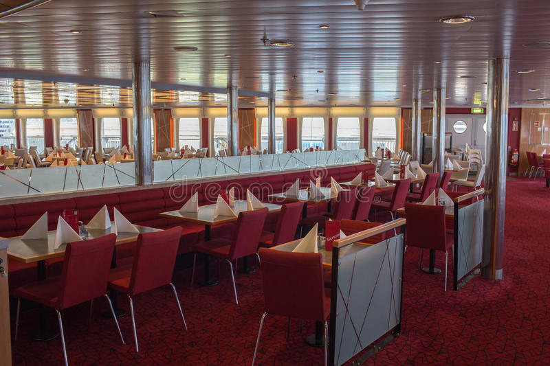 Download Open Day On The Ferry Stena Spirit. Editorial Stock Photo - Image: 33513858