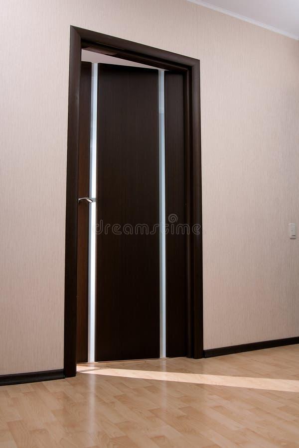 Download Open door stock image. Image of entrance, ajar, open - 12999005