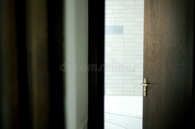 Open Door royalty free stock photo
