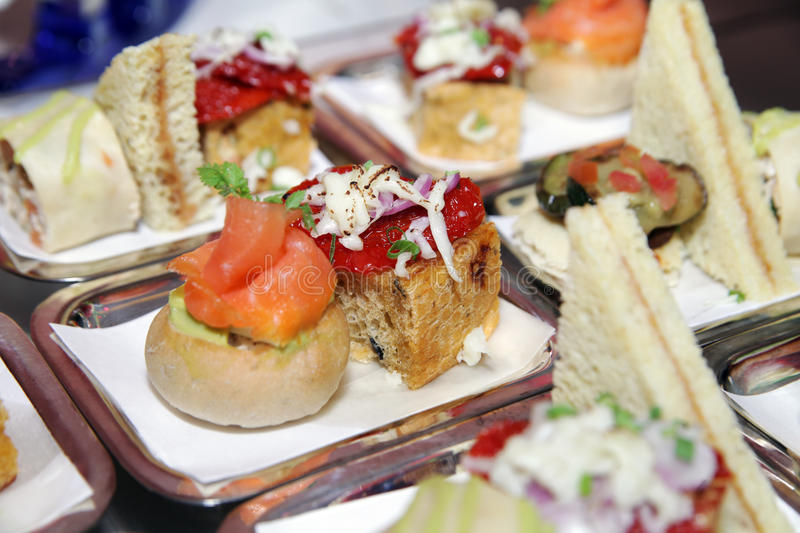 Download Open faced sandwich stock image. Image of food, sandwich - 18141655