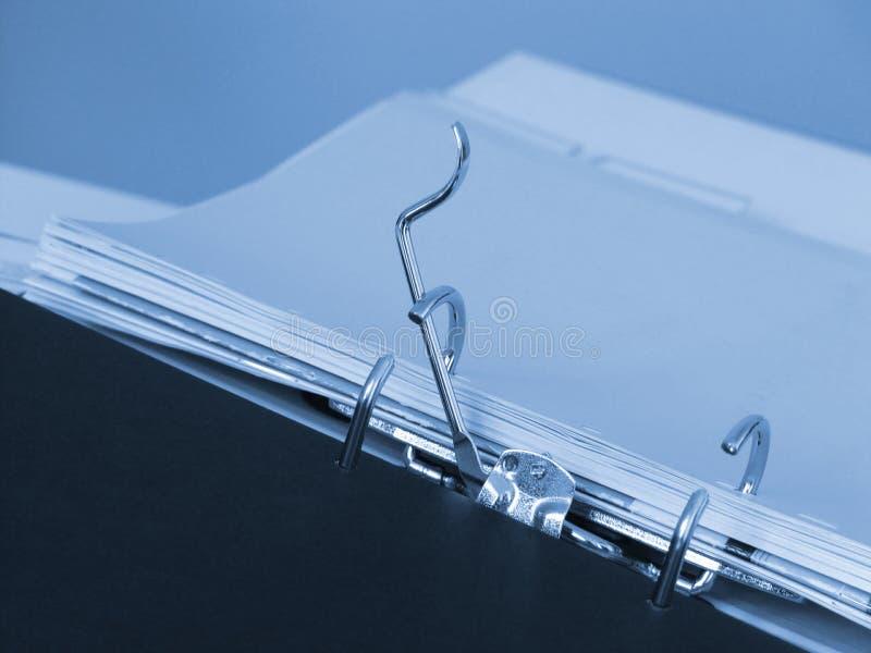 Download Open folder stock image. Image of sort, office, secretary - 34041