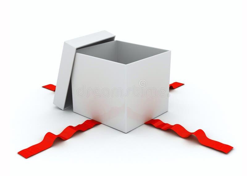 Open gift box stock illustration illustration of letter 33409448 open gift box negle Images