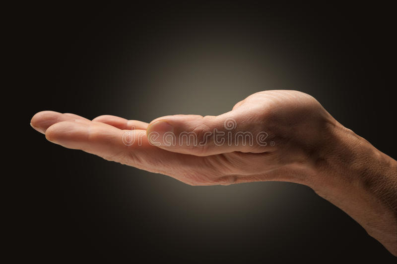 Open Hand Stock Images